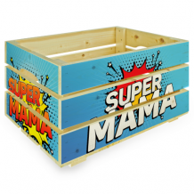 Super Mama met white wash 500x500